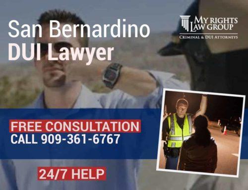 San Bernardino Roadside Sobriety Test FAQs