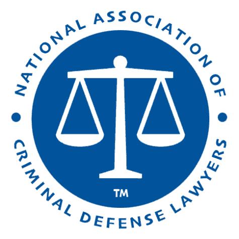 national association criminal defense lawyers logo